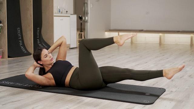 3. Beginner Pilates 30 mins