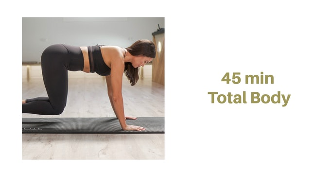 45 min Total Body