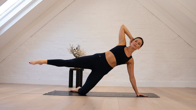 Pilates Strength 1