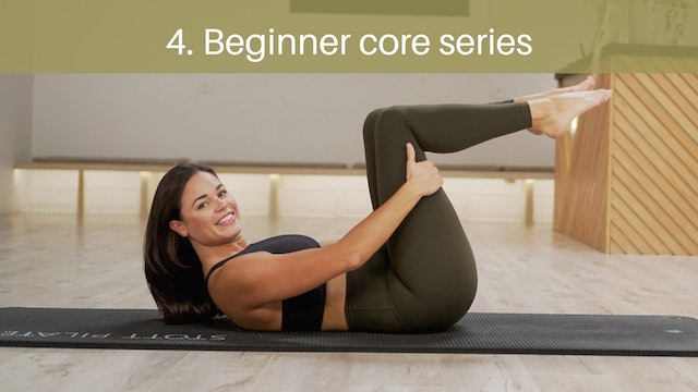 4. Beginner Core series