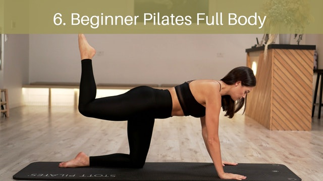 6. Beginner Full Body Pilates