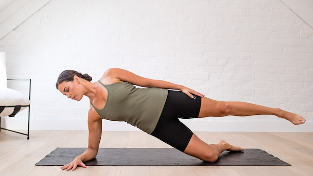 11 min Abs and Glutes