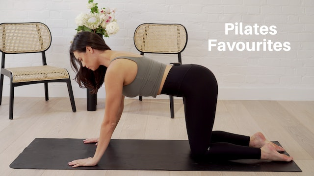 Pilates Favourites in 15 mins