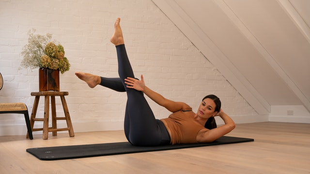 Express Abs - Obliques/Lower Abs