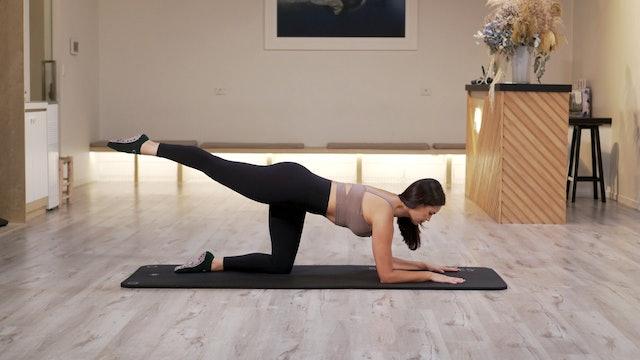 8. Slow Pilates Flow