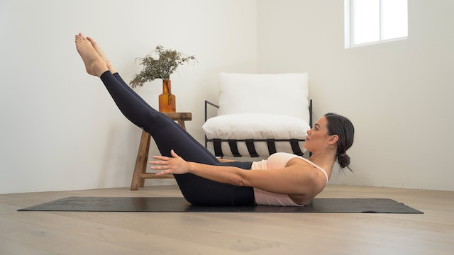Core for Tight Hips