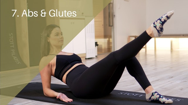 7. Abs and Glutes