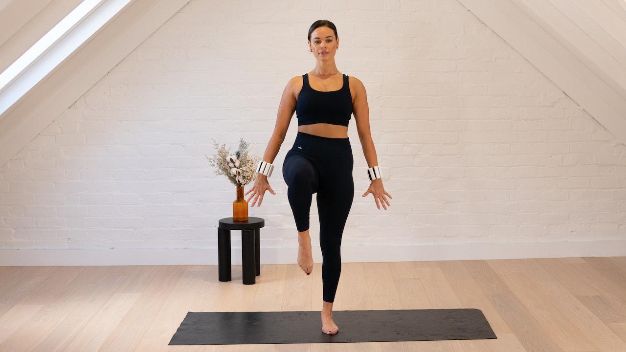 Power Pilates 6 Week Challenge