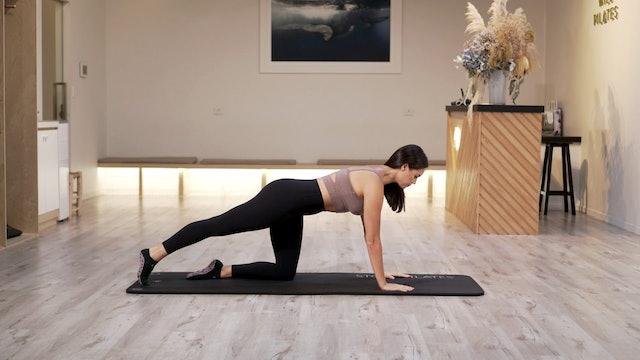 1. Pilates principles in movement