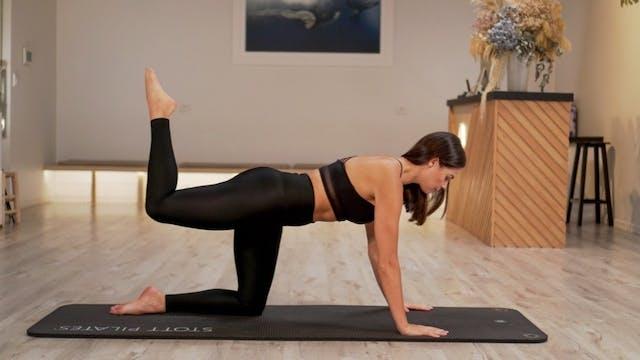 6. Beginner Full Body Pilates