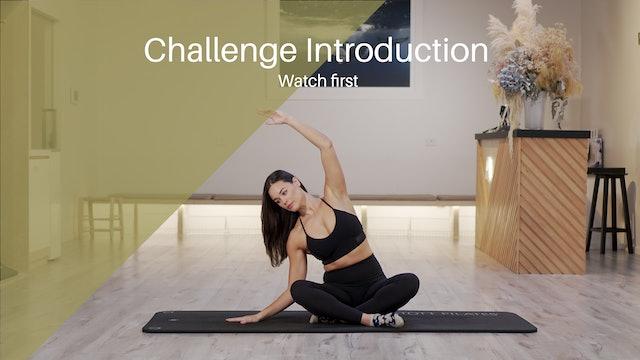 Challenge Introduction
