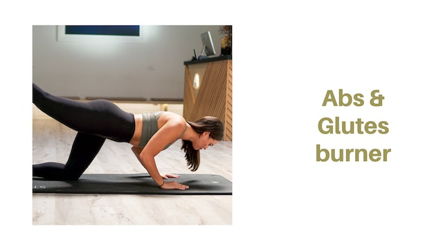Abs and Glutes Burner