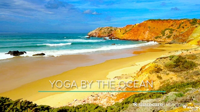 6 Minutes of Yoga by the Ocean