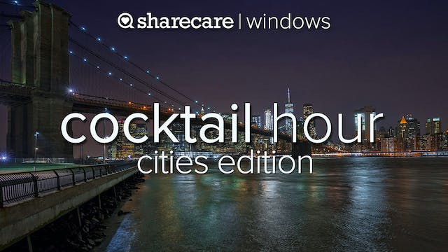 Cocktail Hour Cities Edition