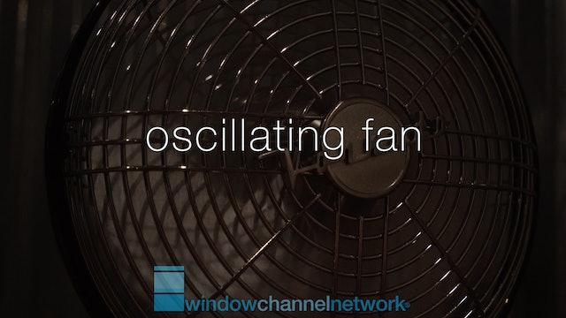 Oscillating Fan For Sleep