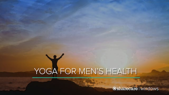 One-Hour Yoga for Men's Health