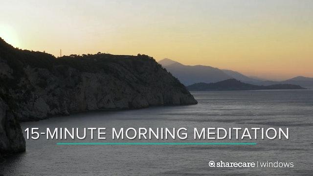 15-Minute Morning Meditation