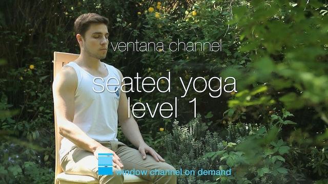 Seated Yoga Level 1