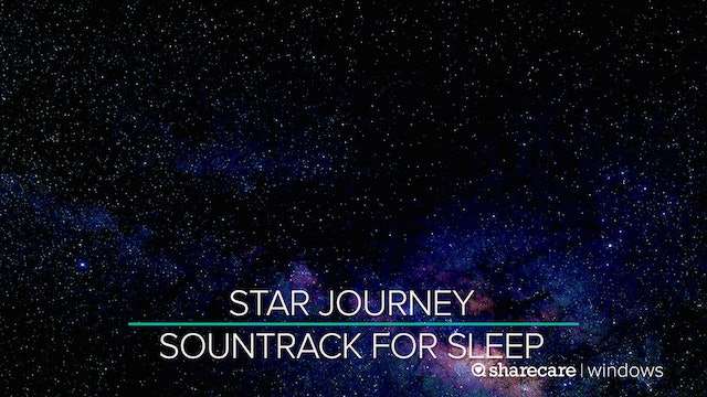 Star Journey With 432hz Sountrack for Sleep 9 Hours