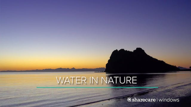 30 Minutes of Water in Nature