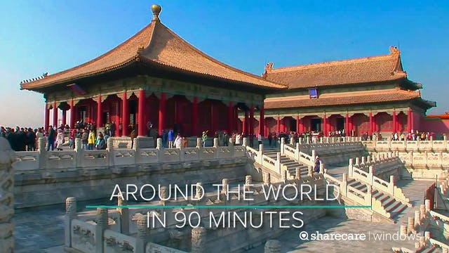 Around the World in 90 Minutes