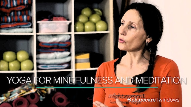 22 Minutes of Yoga for Mindfulness and Meditation