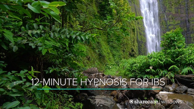 12 Minute Hypnosis for IBS