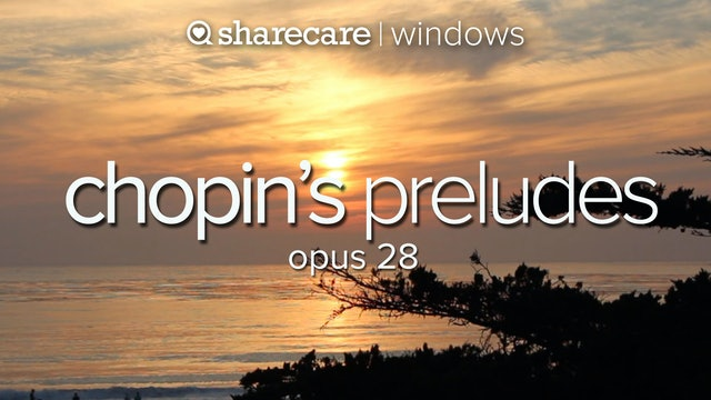 Chopin's Preludes, Opus 28