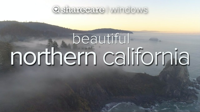 Beautiful Northern California, Nature's Window