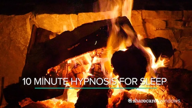 10-Minute Hypnosis for Sleep