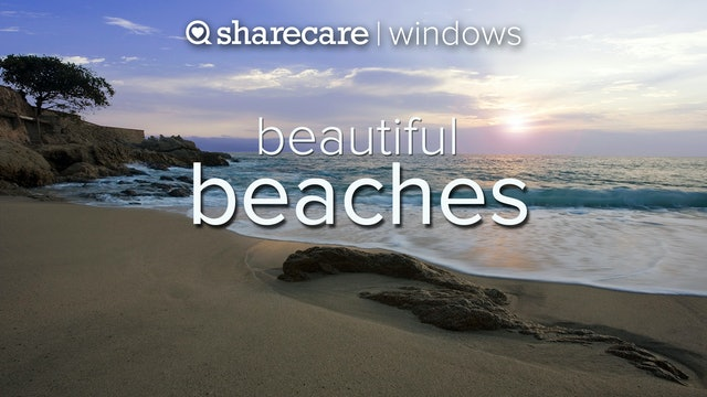 Beautiful Beaches: Nature's Window
