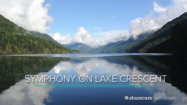 100 Minutes of Symphony on Washington's Lake Crescent