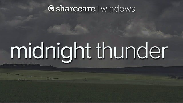 Midnight Thunderstorm 9 hours