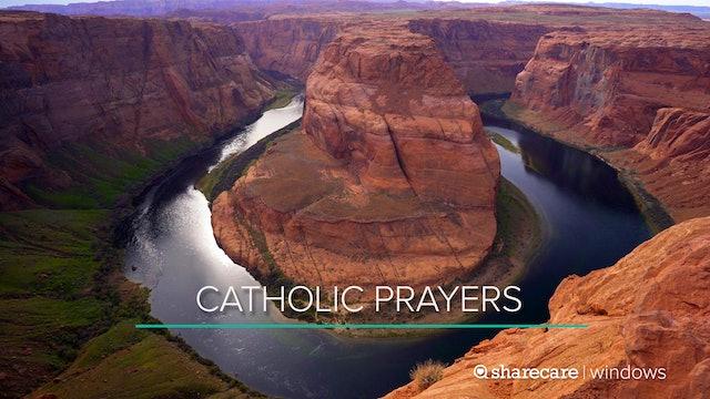 30 Minutes of Catholic Prayers