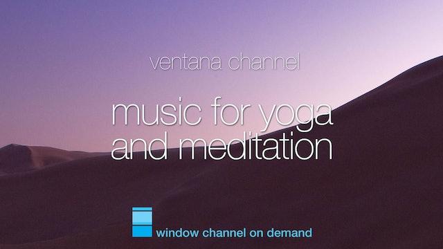 Music For Yoga and meditation
