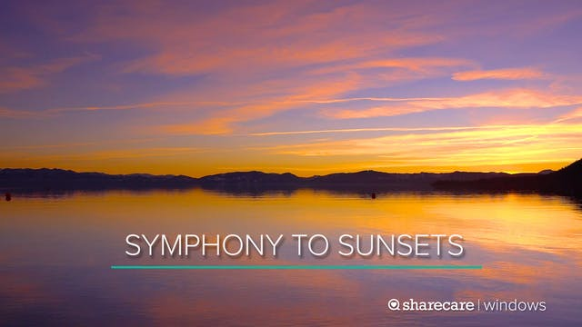 70 Minutes of Symphony to Sunsets