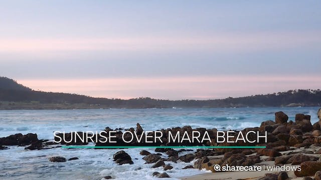 30 Minutes of Sunrise Over Mara Beach