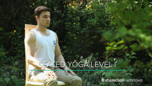 13-Minute Seated Yoga: Level I