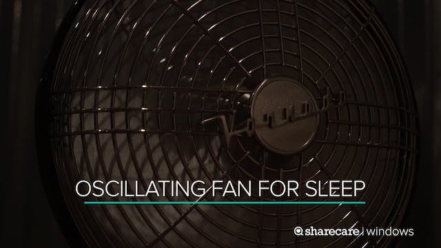 9 Hours of Oscillating Fan for Sleep ...