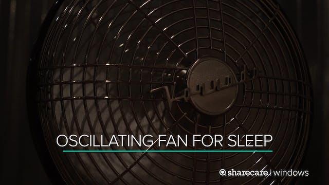 9 Hours of Oscillating Fan for Sleep ...