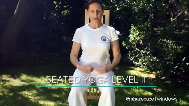 10-Minute Seated Yoga Level II