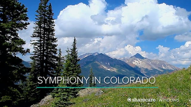 80 Minutes of Symphony in Colorado