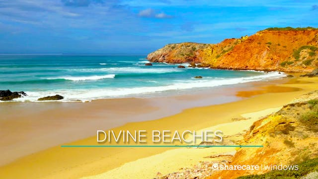 Two Hours of Divine Beaches