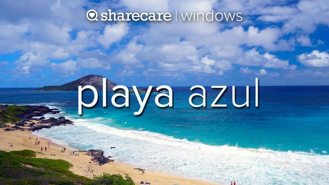 Playa Azul beautiful beaches from aro...