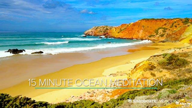 15 Minute Ocean Meditation