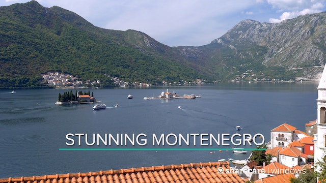 Stunning Montenegro and Our Lady of the Rocks