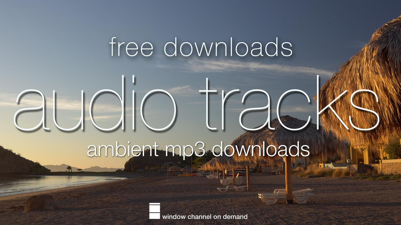 Free Nature Sounds Downloads