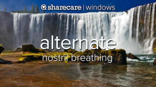 Alternate Nostril Breathing