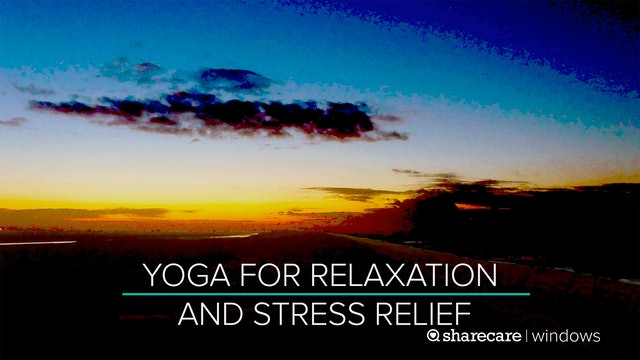 20 Minutes of Yoga for Relaxation and Stress Relief