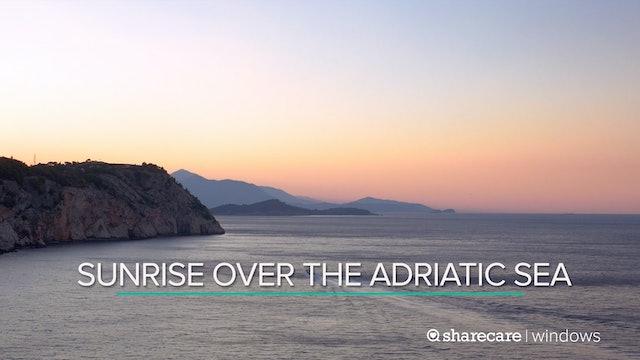 Sunrise Over the Adriatic Sea Trailer